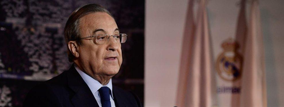Florentino Pérez tiene un tapado en la cartera, Hakim Ziyech, el cuál solo costaría 25 millones