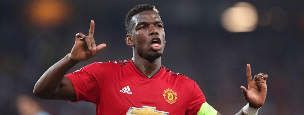 El Manchester United ha iniciado las gestiones para fichar a Mario Lemina como relevo de Pogba