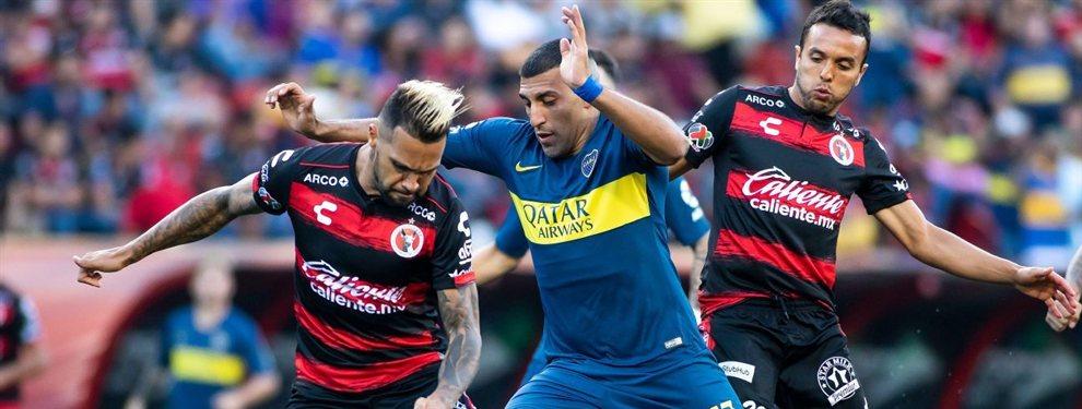 En el último amistoso de la gira, Boca cayó por 1-0 ante los Xolos de Tijuana sobre el final del partido.