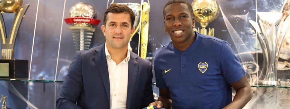 Boca anunció la incorporación de Jan Hurtado, procedente de Gimnasia de La Plata, a cambio de 7.600.000 dólares.