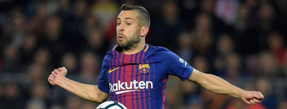 El Barça ha descartado la opción que tiene a Filipe Luis como protagonista para ser el relevo de Jordi Alba