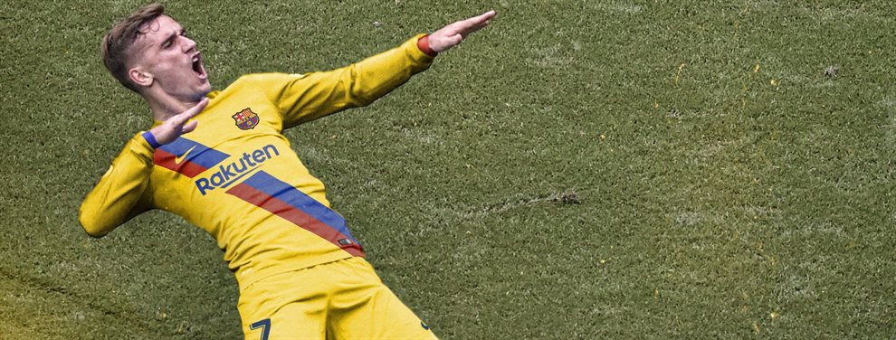 El Barça, tras la llegada de Antoine Griezmann, encuentra al crack que desea Ernesto valverde si Neymar no llega y es un auténtico bombazo del mercado