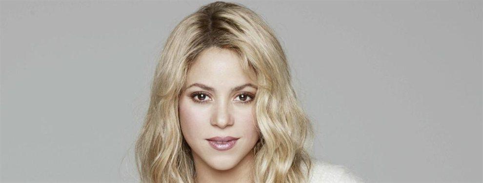 Una cuenta de fans rescató una vieja foto de Shakira en la playa, de hace casi una década