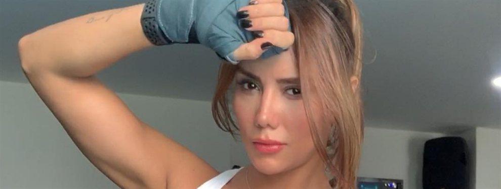 Arturo Vidal luego de separarse de su esposa de muchos años, encontró a un nuevo amor de nacionalidad colombiana, Sonia Isaza.