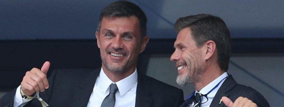 El Milan de Paolo Maldini amenaza la estabilidad de dos de las principales piezas de un club histórico español y un equipo puntero alemán