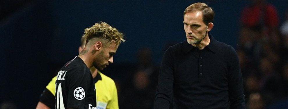 El PSG de Nasser Al-Khelaifi pasa al ataque en la 'operación Neymar': quieren a una de las estrellas culés (y Valverde y Leo Messi no lo pueden creer)