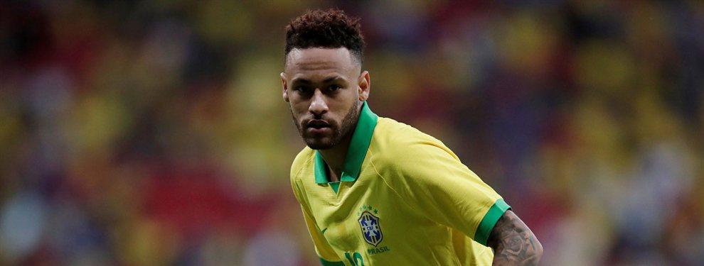 Con la llegada de Griezmann las altas del Barcelona todavía no están cerradas, queda en el aire conocer qué sucederá con Neymar.