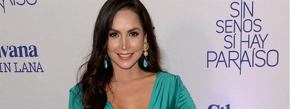 La cautivadora actriz de origen colombiano, Carmen Villalobos, tiene muchos años en el mundo del entretenimiento.