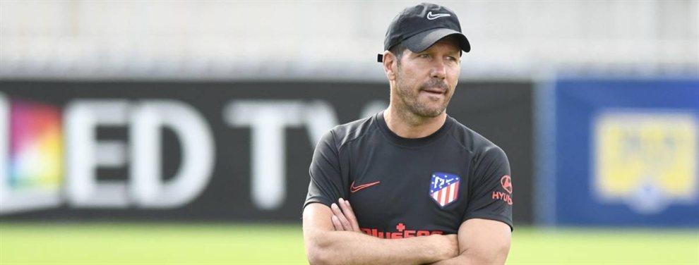 Inglaterra prepara una ofensiva por Diego Costa que el Atletico de Madrid no podrá rechazar y el Cholo ya busca a su nuevo punta de referencia