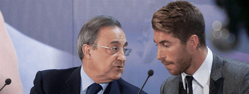 Una estrella del Real Madrid recibe una oferta que sopesa Florentino Pérez y no gusta a un Zinedine Zidane que, al menos, pide un sustituto de garantías