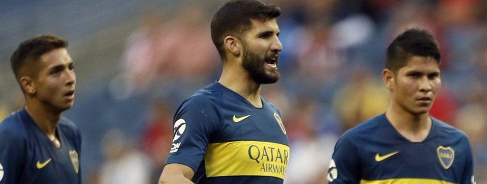 Boca confirmó que Lisandro López sufrió un desgarro y aumenta la preocupación de Alfaro.