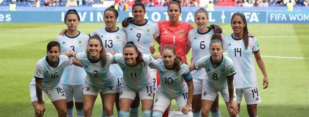 Se difundió la convocatoria de la Selección Argentina para disputar los Juegos Panamericanos.