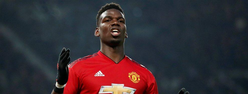 El Manchester United ha dejado claro que no negociará por Paul Pogba después del 8 de agosto