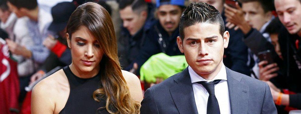 James Rodríguez se fue de fiesta para celebrar su cumpleaños pese al reciente fallecimiento del padre de Daniela Ospina