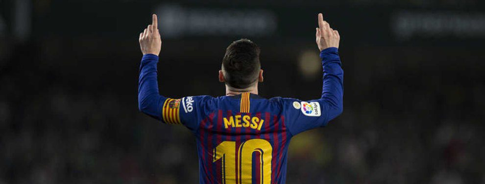 Leo Messi ha vetado el fichaje de Junior Firpo por el Barça, ya que el jugador del Betis le insultó hace años