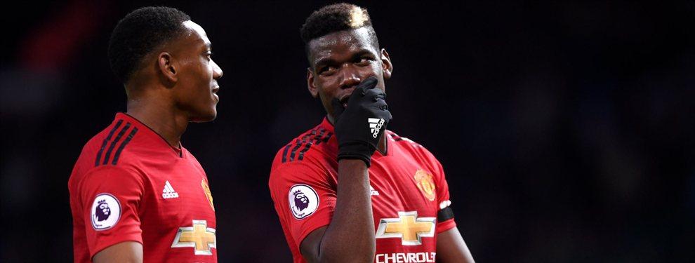 Última hora sobre Paul Pogba y su fichaje por el Real Madrid: El Manchester United abre la puerta aun posible traspaso, la Juventus se retira de la puja