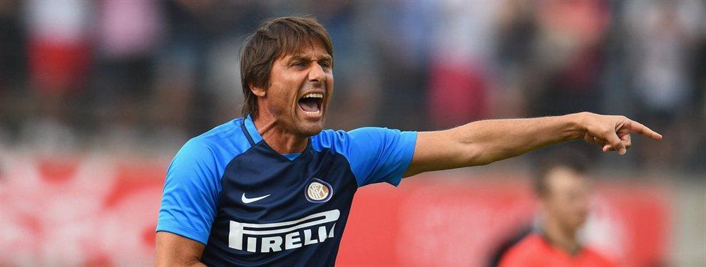 Antonio Conte y Steven Zhang aceleran los fichajes para cerrar su Inter de Milan para la presente campaña: hay oferta por un crack (y aceptación)
