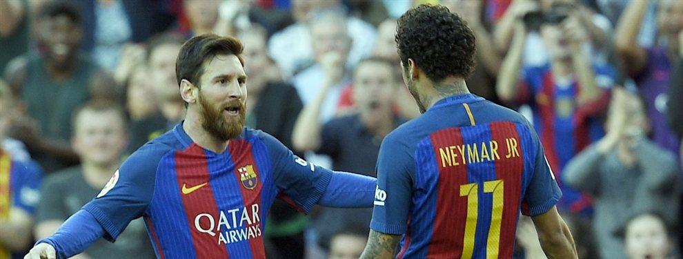 Neymar podría haber utilizado al Barça para forzar su salida del PSG y acabar firmando por el City de Pep Guardiola
