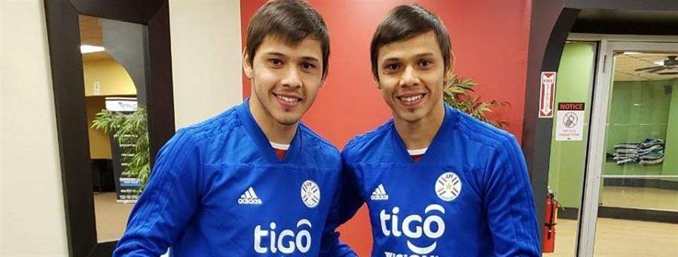 San Lorenzo avanza en las negociaciones para contratar a los hermanos paraguayos Óscar y Ángel Romero.