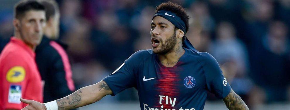 Neymar irá a la gira asiática del PSG, lo que asusta en Can Barça por una posible lesión