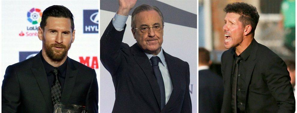 El Barça, el Real Madrid y el Atlético de Madrid podrían perder la puja por Giovani Lo Celso