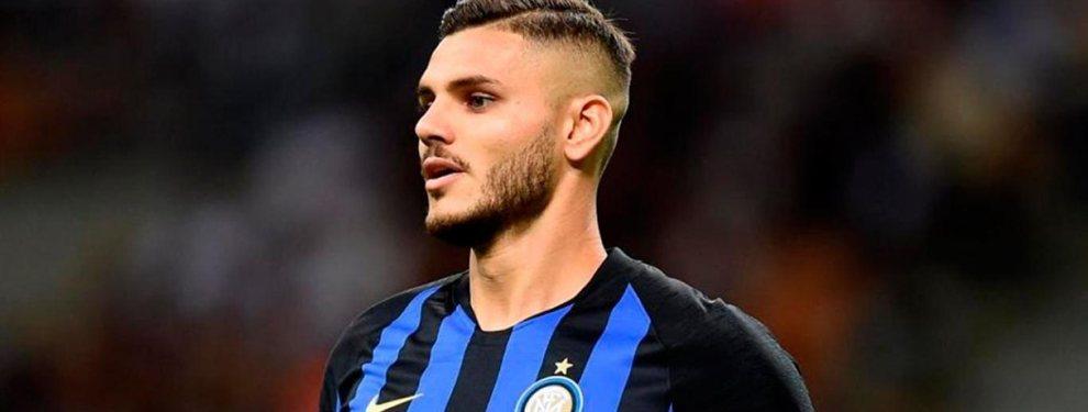 Mauro Icardi habría alcanzado un acuerdo con la Juventus y estableció una fecha límite para la transferencia.