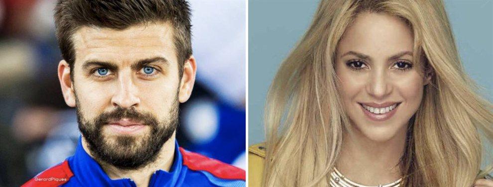 Shakira y Piqué fueron cazados por las cámaras por las playas de Barcelona y el estado de la de Barranquilla preocupa