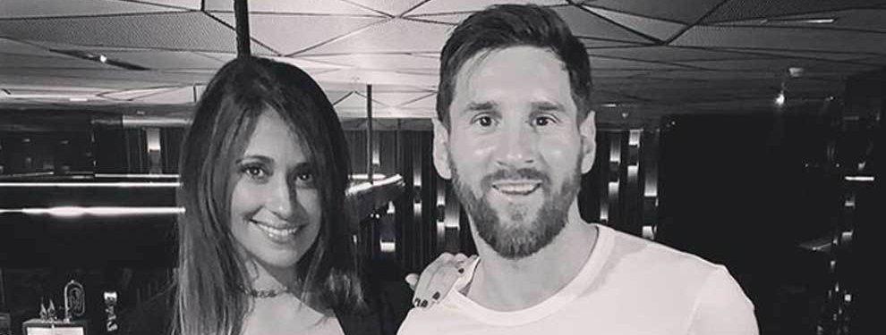 Antonella Roccuzzo y Leo Messi disfrutaron de un hotel de ensueño en sus vacaciones