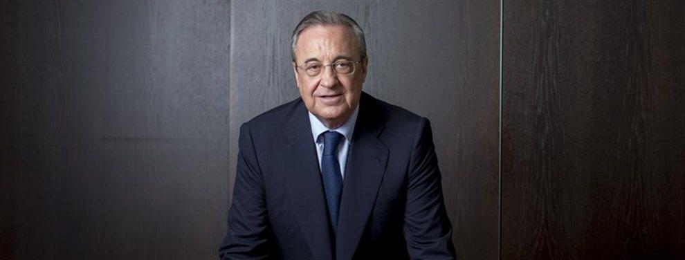 Florentino Pérez tiene un plan de más de 1000 millones de euros para construir un gran equipo y llevarse a Mbappé