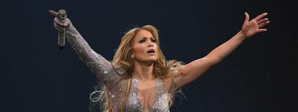 Jennifer López deslumbró con su brillante actuación en el Madison Square Garden, con sus bailes y posados