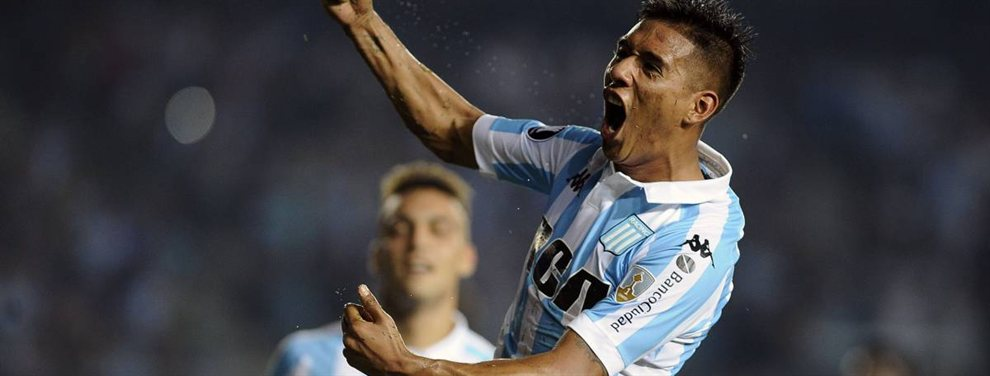 El Milan viene a la carga por un futbolista argentino: prepara una oferta por Matías Zaracho, de Racing.