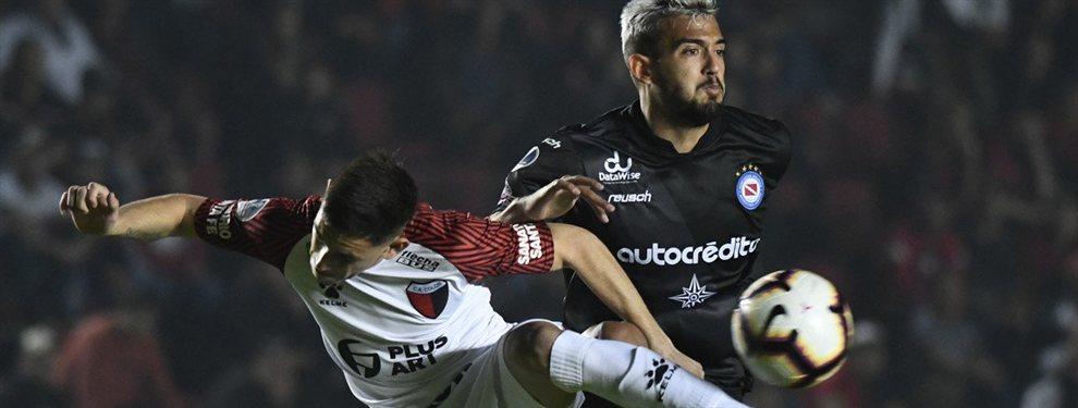 Argentinos Juniors recibe a Colón en el duelo de vuelta de los octavos de final de la Copa Sudamericana.