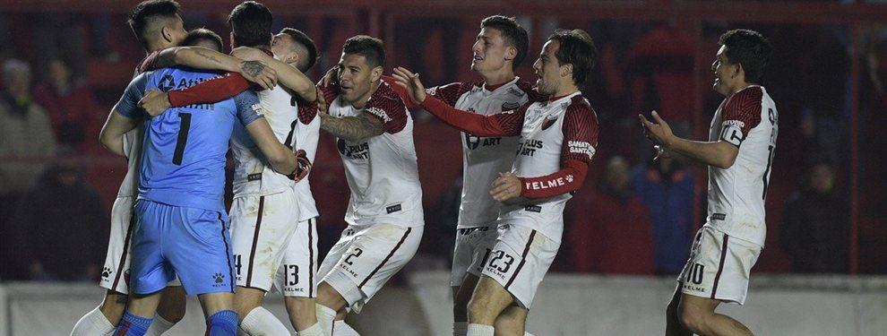 Colón venció 4-3 en la definición por penales a Argentinos Juniors y avanzó a los cuartos de final de la Copa Sudamericana.