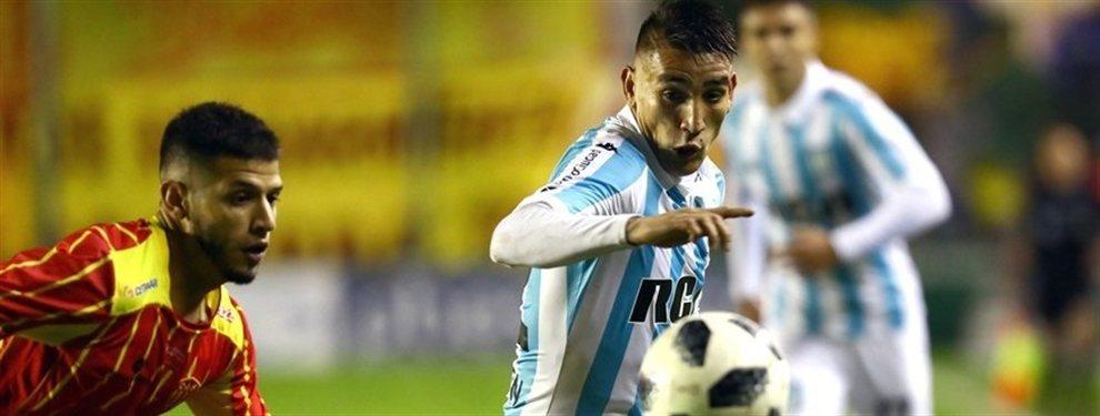 Racing se prepara para regresar a la competencia oficial el próximo domingo por la Copa Argentina