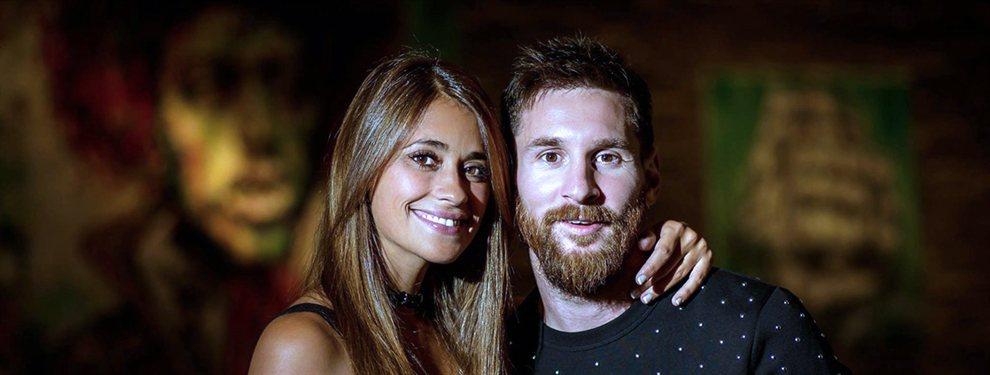 La Copa América pasó para Messi y también para Antonella Roccuzzo, que, aunque no participa directamente dentro del terreno de juego.