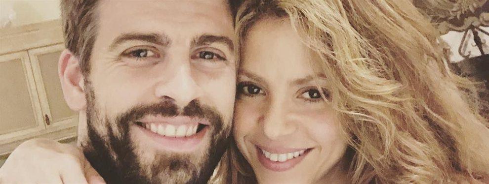 La pareja más mediática del Barcelona claramente está constituida por Shakira y Piqué, cada uno es referente desde su profesión.