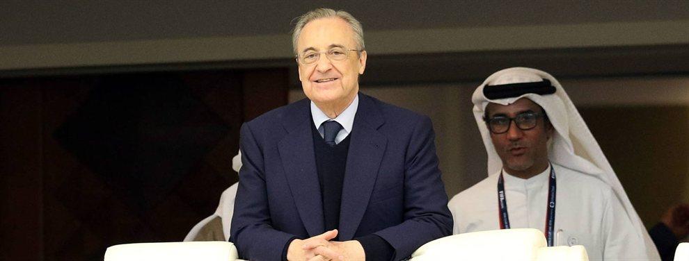Florentino Pérez ha llamado la atención a Eden Hazard por su sobrepeso y le ha obligado a ponerse a dieta