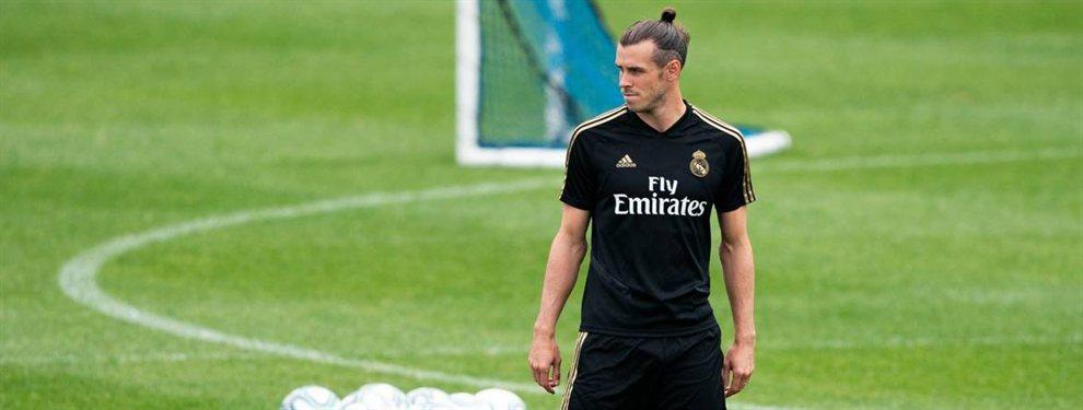 Florentino Pérez piensa en incluir a Gareth Bale en la operación para robarle a Neymar al Barça