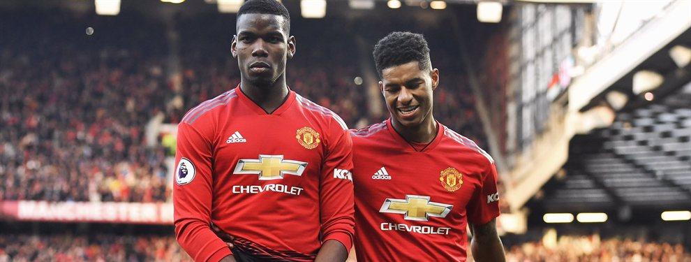 El bombazo que se viene desde Inglaterra: si Paul Pogba sale rumbo a Madrid, un megacrack inesperado va a cambiar de equipo (se viene la gran sorpresa)