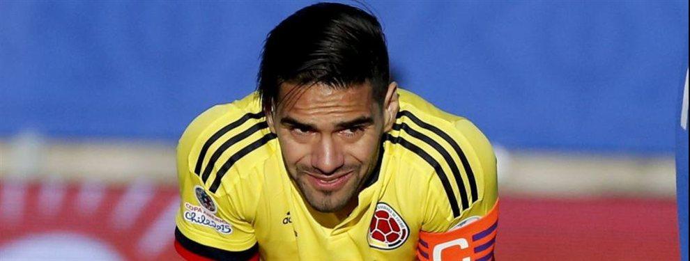 Radamel Falcao saldrá del Mónaco y, en vez de al Galatasaray, podría ir al Oporto de Iker Casillas
