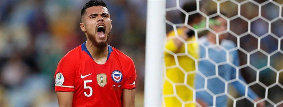 River continúa negociando para contratar a Paulo Díaz, pero ahora se metió en la escena el Crystal Palace.