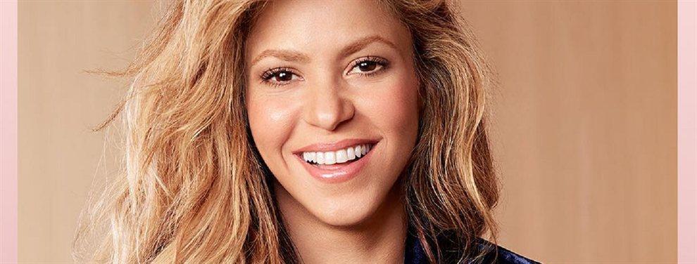 Shakira fue terriblemente atacada por varios seguidores, por colgar una foto junto a una raya