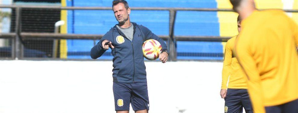 Rosario Central desea seguir incorporando futbolistas y pretende a Lucas Gamba y Nicolás Colazo.