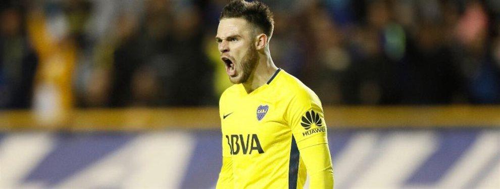 Boca aceptó la última propuesta del Cagliari de 20 millones de dólares por Nahitan Nández.