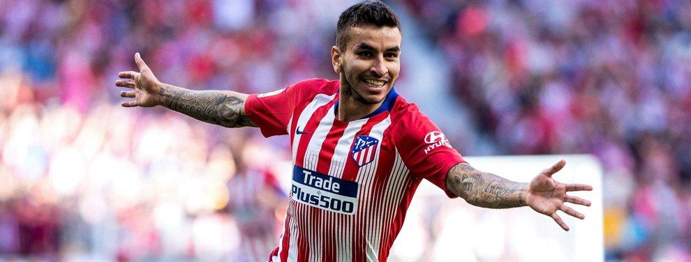 Atlético de Madrid transferirá a Ángel Correa al Milan a cambio de una cifra cercana a los 50 millones de euros.