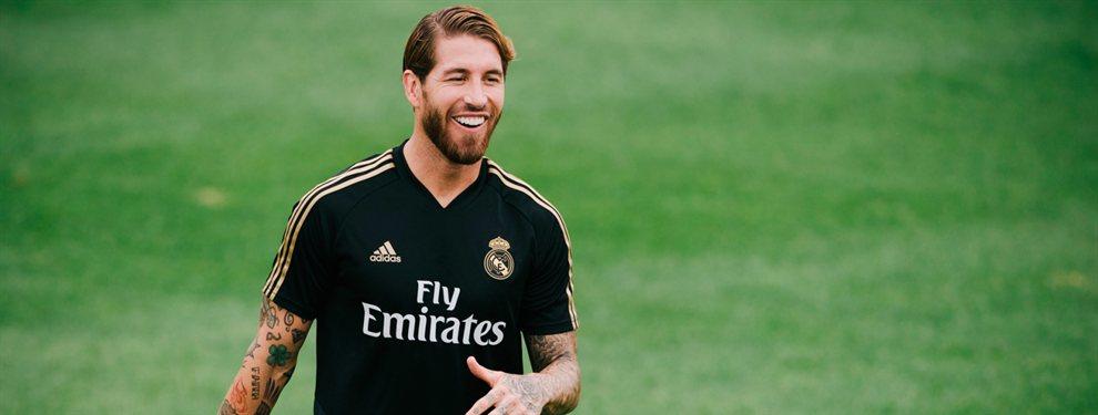 Sergio Ramos abroncó a Rodrygo Goes tras el primer amistoso por su efusiva celebración del gol