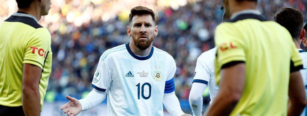 ¡Quiero jugar allí y me voy!: estalló la bomba que rompe al Barça, un crack se quiere ir y ¡hacerlo a un rival directo de los azulgrana!