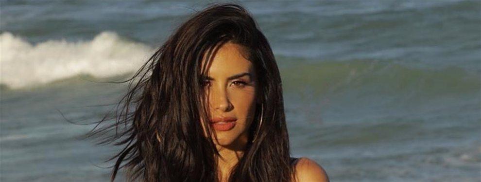 Jessica Cediel aparece en una fotografia de hace bastantes años donde su físico no se corresponde con el que conocemos.