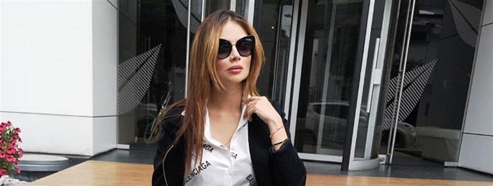 La modelo Sara Uribe luce tipazo con un bikini meses después de haber sido madre.