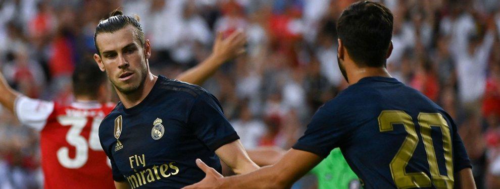 Gareth Bale seguirá como un jugador más del Real Madrid, donde esperan que se revalorice